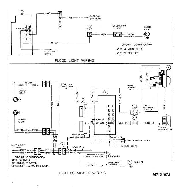 Corolla Wiring Diagram On Trailer Light Wiring Diagram Printable
