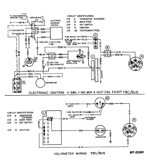 Hourmeter Wiring Fbc  Bus
