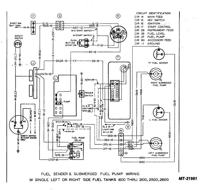 submerged pump wiring diagram pressure diagram wiring