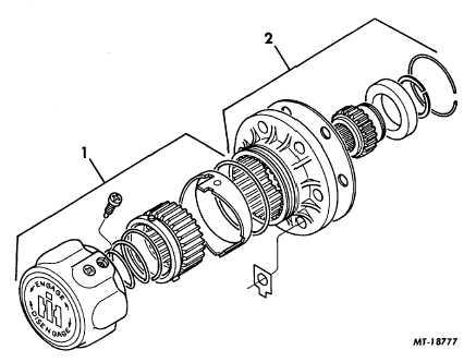 how to engage manual locking hubs