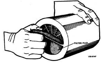 Engine Air Cleaner Element